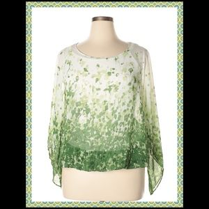 Alfani Long Sleeve Blouse- NEW WITH TAGS